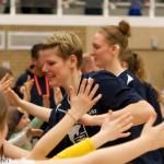 BC Pharmaserv Marburg Blue Dolphins - Friendsfactory Baskets Noerdlingen