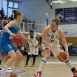 BC Pharmaserv Marburg Blue Dolphins - evo New Basket Oberhausen