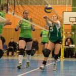 Alexandra Sharipov (Wetter) versucht noch an den Ball zu kommen
